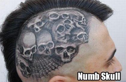 Dumb skulls.