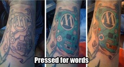 Wow. You really love WordPress huh?