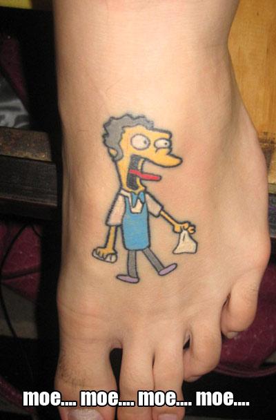Mmmmm.. Moe.