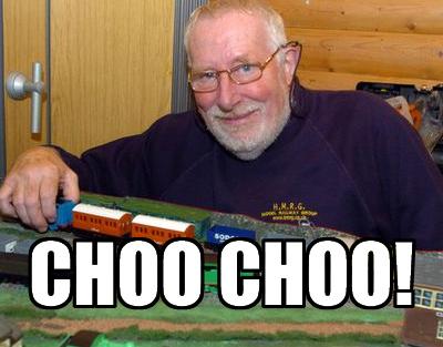 *Choo Choo*