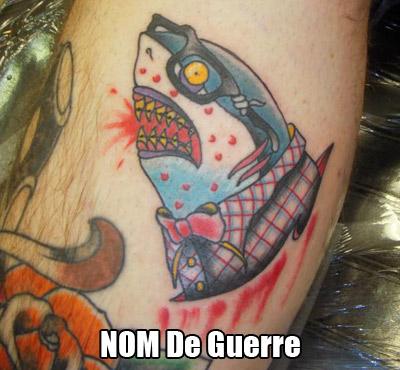 Nom De Gurre make nice clothes for Hipsters... No?